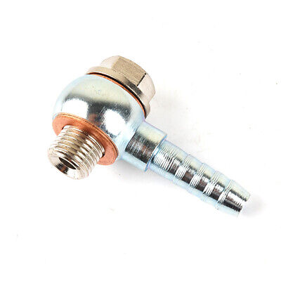 9.5mm Compatible with SAAB Turbo TD04 KINUGAWA Turbo Water Banjo Hose Barb Fitting Kit M12 x 1.5mm to 3//8