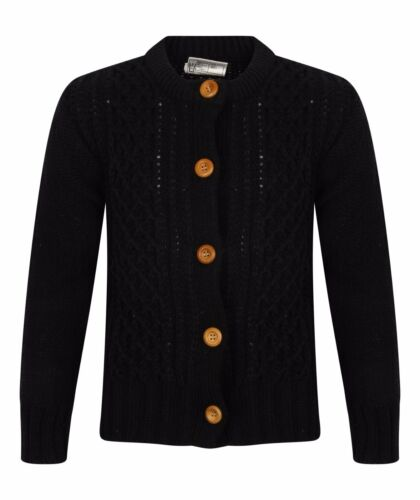 Cardigan  Buttoned Girls Warm Winter jumper cheap clearance sale
