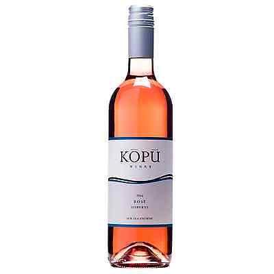 Kopu Rose 2016 case of 12 Blends Dry Red Wine 750mL Gisborne