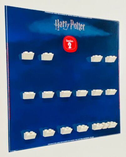 Acrylic Display Frame Insert For Lego Harry Potter Series 2 71028 Minifigures