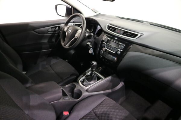 Nissan Qashqai 1,2 Dig-T 115 Visia - billede 5