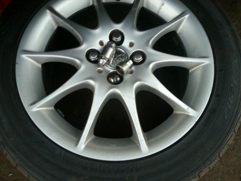 Toyota corolla and runx mags for sale