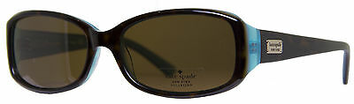 Kate Spade KS Paxton/N/S JEYP Tortoise Brown Aqua Polarized Women's Sunglasses