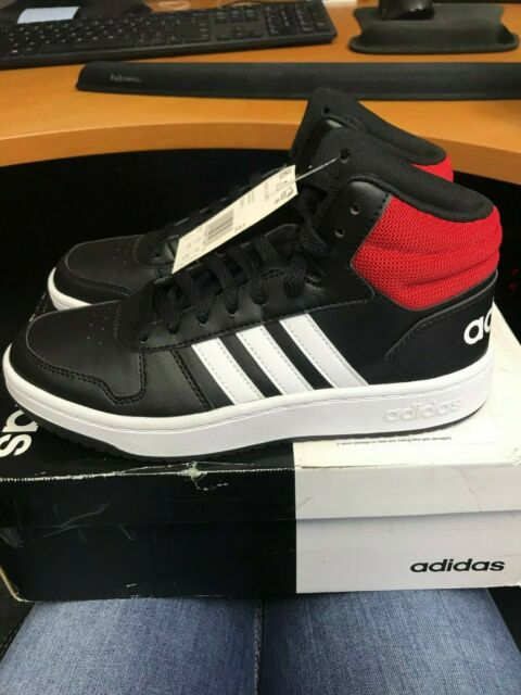 adidas Hoops 2.0 Mid Shoe Men's Basketball SKU DB0079 Size 7