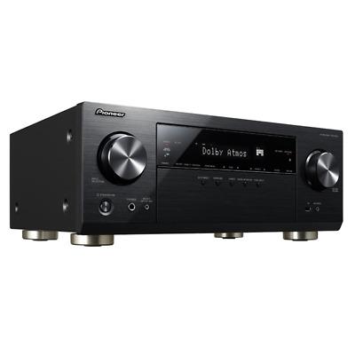 Pioneer VSX-933 7.2 AV Receiver 4K AirPlay WiFi BT Dolby Atmos HDR Multiroom sw