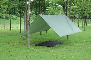 image is loading anti tear outdoor camping hammock dacron rainfly tarp  anti tear outdoor camping hammock dacron rainfly tarp raincloth      rh   ebay
