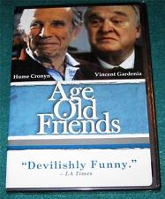 HUME CRONYN, VINCENT GARDENIA, Age Old Friends, DVD, NEW