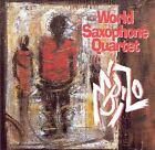 M'Bizo by World Saxophone Quartet (CD, Apr-1999, Justin Time)