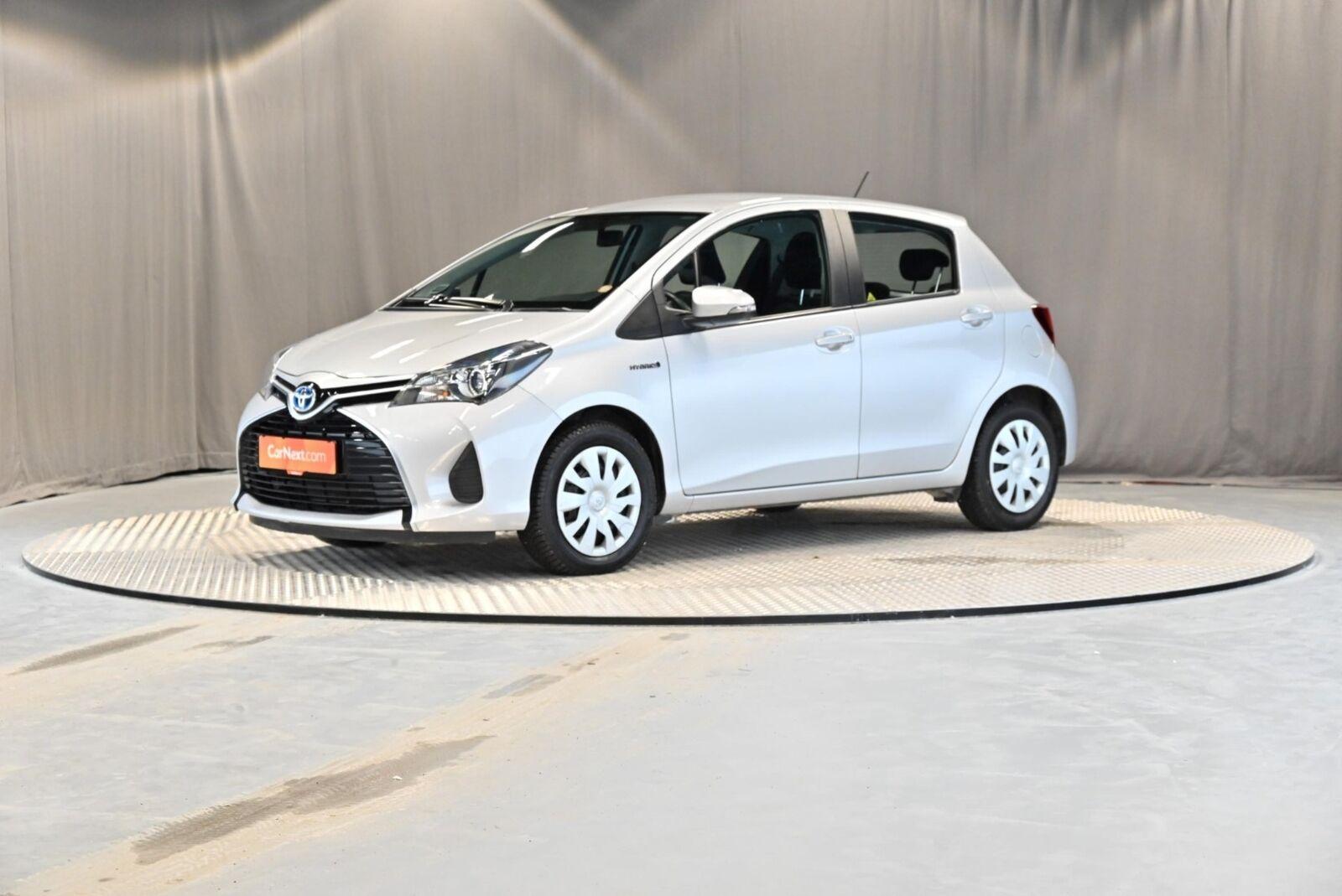 Toyota Yaris 1,5 Hybrid H2 e-CVT 5d - 114.900 kr.