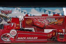 "DISNEY PIXAR CARS ""MACK HAULER"" NEW IN PACKAGE, SHIP WORLDWIDE"
