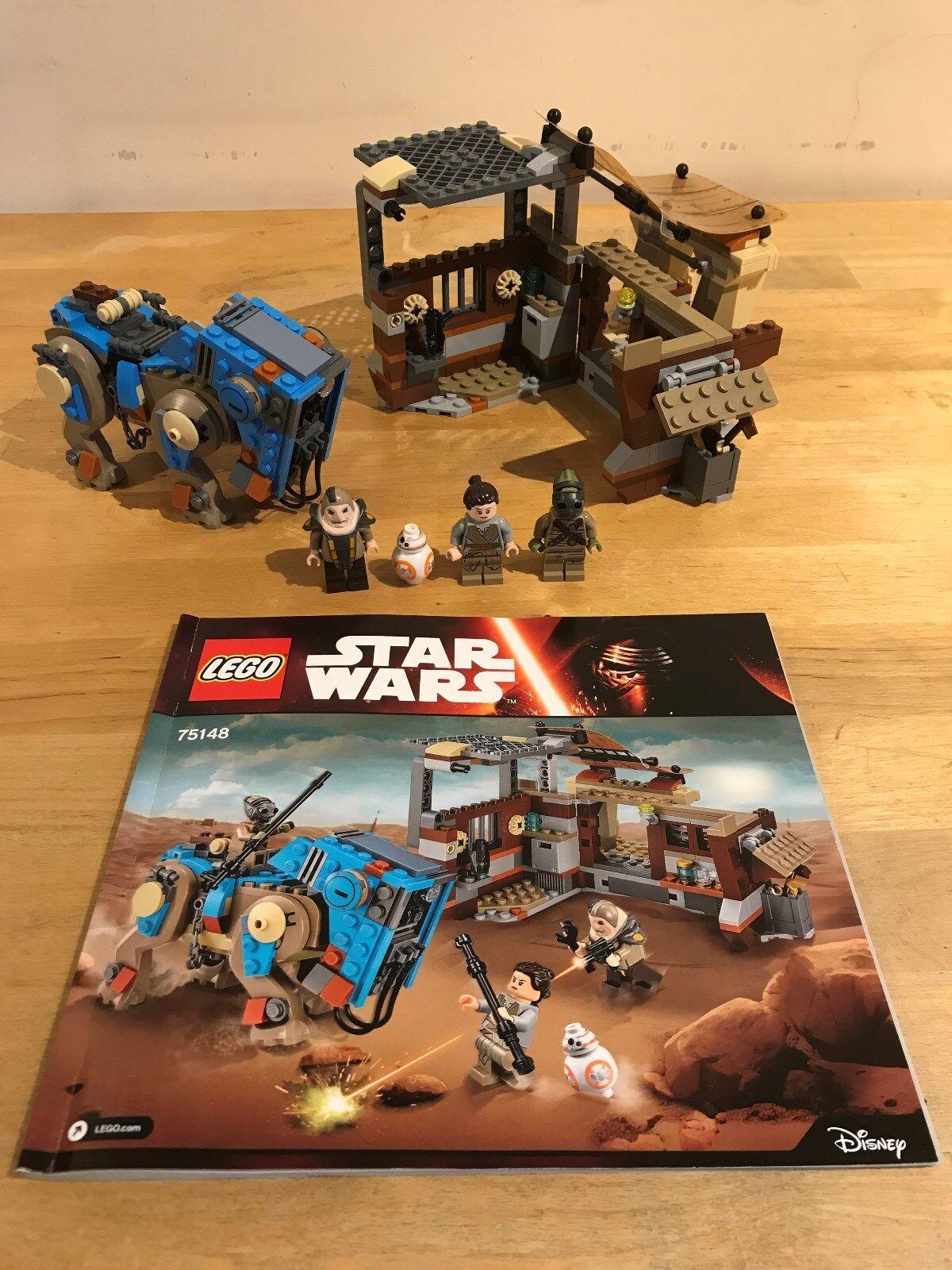 LEGO Star Wars 75148-INCONTRO su jakku  inscatolato