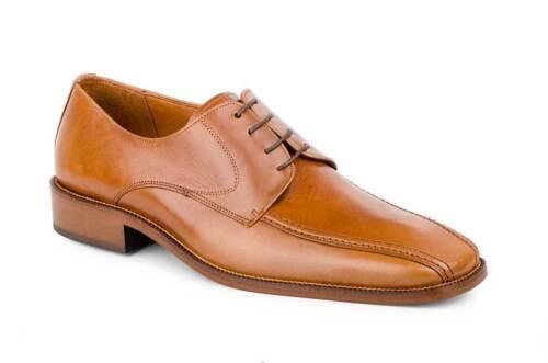 Cuero 44 Hombre De 40 46 Talla Con 42 41 Zapatos 45 39 Suela Cordones Piel 43 qgwyUt