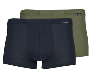 S/4 Retro Short Hipster Advantage 1190 Unterwäsche Herrenmode 2er Pack Skiny Boxershorts Pants Gr