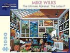 Mike Wilks: The Ultimate Alphabet: The Letter P 1,000-Piece Jigsaw Puzzle by Not Avail (Hardback, 2015)