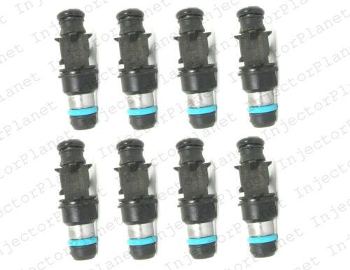 Set of 8 Delphi fuel Injectors Repair Kit GM Chevy Cadillac 4.8L 5.3L 25320288