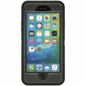 huge discount b9930 343e0 Details about OtterBox Defender iPhone 6s Case Black