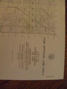 Maritime 1967 Nautical Combat Chart,south China Sea,vietnam,ha Tien
