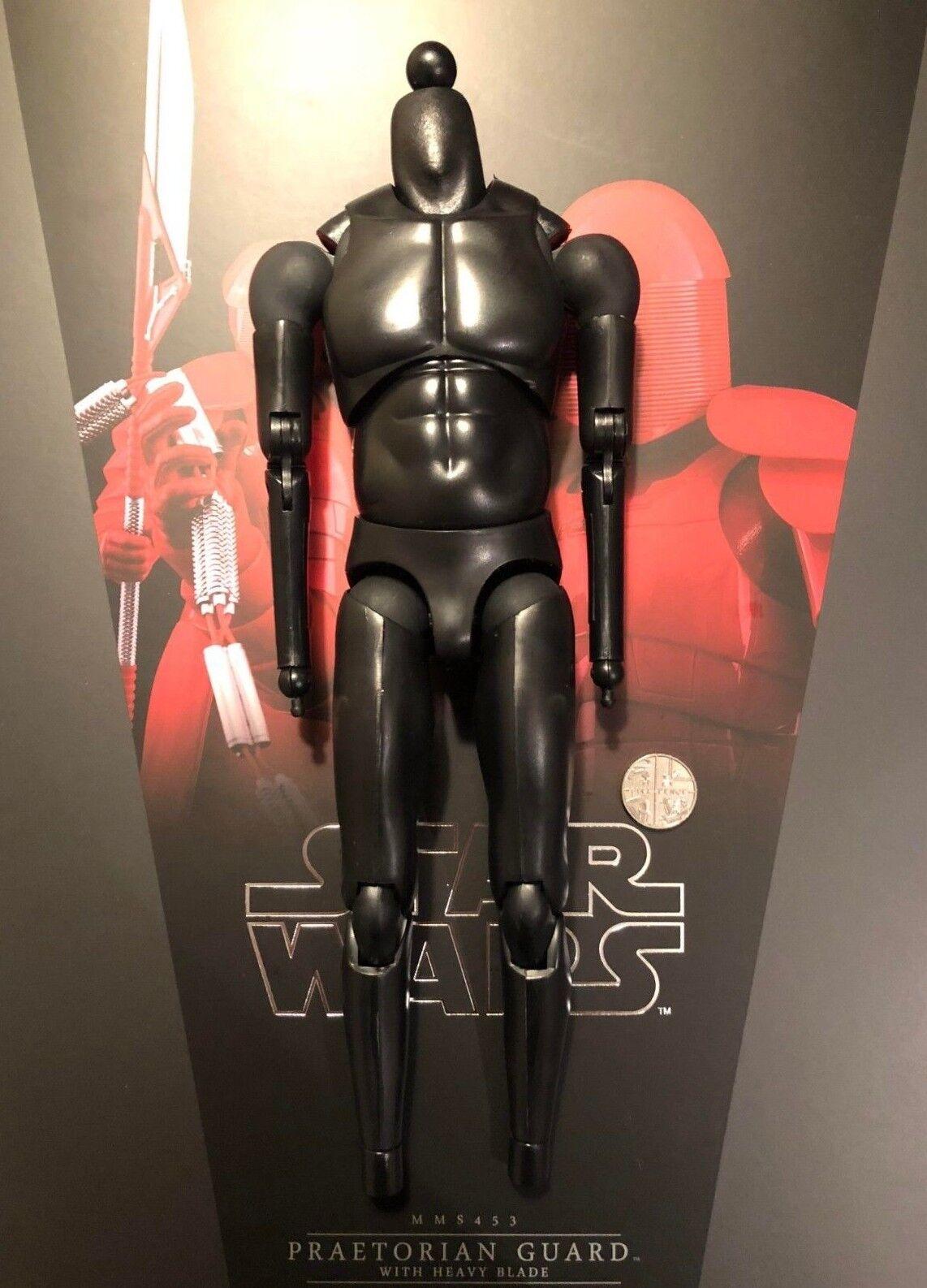 Hot Toys Star Wars prétorienne Garde HB Nude Body loose échelle 1 6th