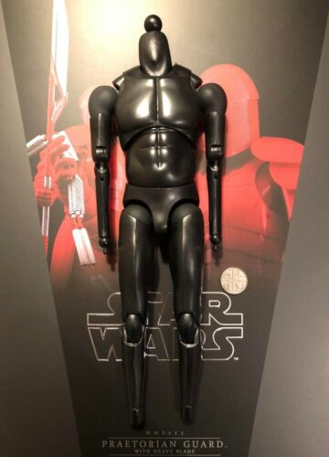 Hot Toys Star Wars Praetorian Guard HB Nude Body loose 1//6th scale