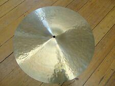 "Meinl Byzance Jazz Sweet Light Ride Cymbal 20"" crash 1620g  WW Shipping"