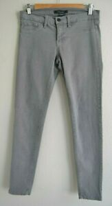 Buckle-FLYING-MONKEY-Jeggings-L7384-Skinny-Stretch-Jeans-Gray-Juniors-Size-29