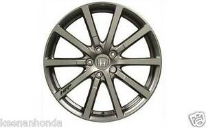 genuine oem honda accord 19 hfp 10 spoke painted alloy. Black Bedroom Furniture Sets. Home Design Ideas