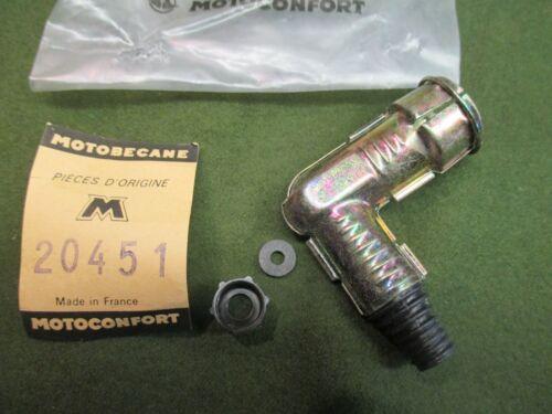 MOTOBECANE MOTOCONFORT SPARK PLUG CAP NOS OEM 20451