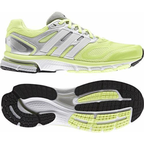 Adidas Supernova Secuencia Zapatos tenis de correr tenis 6 W Snova Amarillo Damas