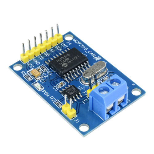 10PCS Can Bus SPI MCP2515 CAN-Transceiver TJA1050 für Arduino Prototyping DIY