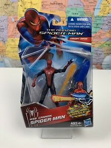 SHIPS-SAME-DAY-Hasbro-The-Amazing-Spider-Man-Web-Cannon-3-75-Action-Figure