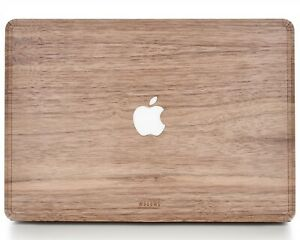 best sneakers fd961 4cceb Details about Macbook Wood Cover Air Pro 12