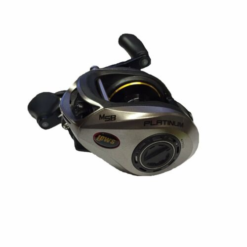 **NEW Lew's PSS1SH Platinum Speed Stick Baitcast Reel 7.1:1 120/12Lb