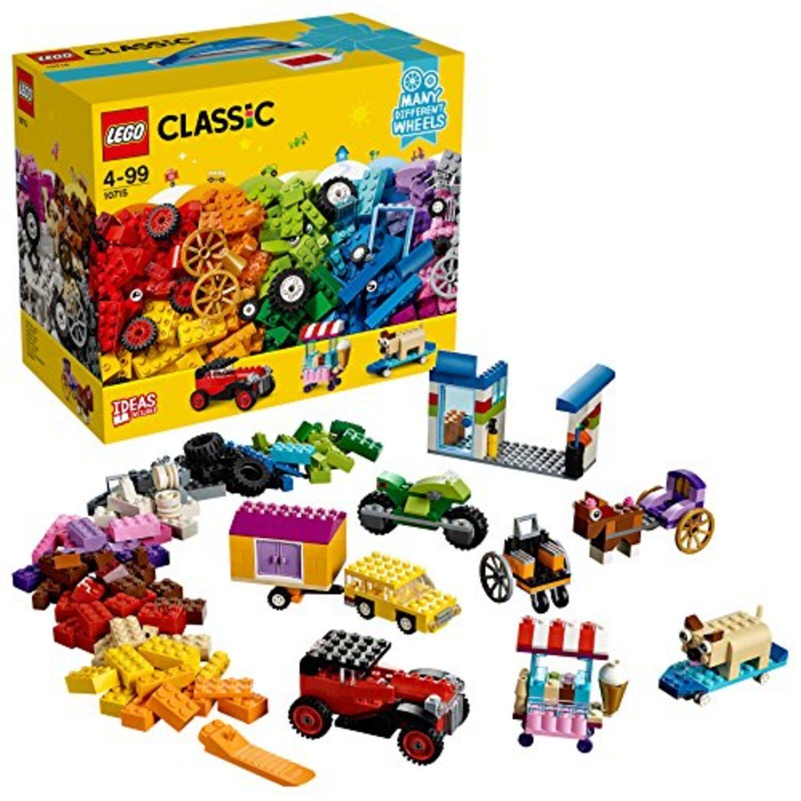 Lego Classic Idea Parti Blocco Costruzioni Giocattolo W Tracciamento Testa New
