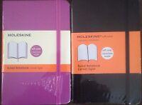 Moleskine Classic Notebook, Pocket, Ruled, Black, Soft Cover (3.5 x 5.5) (Classi