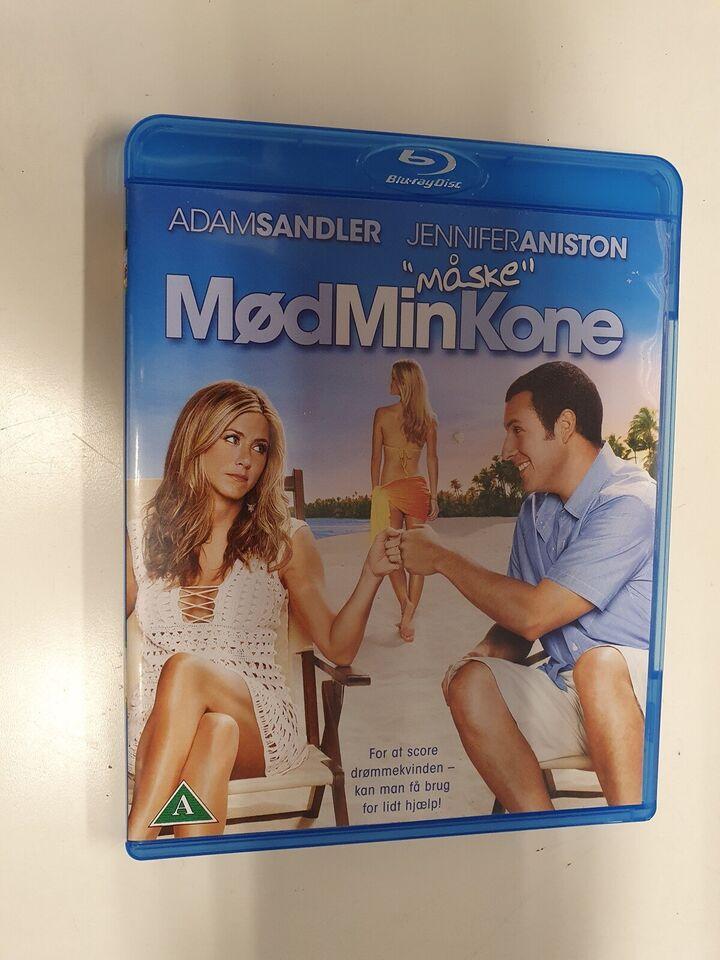 Mød min måske kone, Ultra HD Blu-ray, romantik