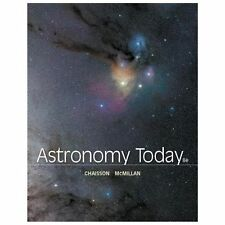 Astronomy Today by Steve McMillan and Eric Chaisson (2014, Hardcover)