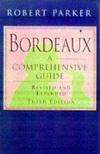 Bordeaux, Good Condition Book, Parker, Robert, ISBN 9780751301434
