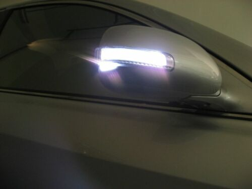 MIT Toyota Corolla Altis ASIA 2008-2013 LED mirror cover turn light lamp-Painted