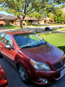 2009 Pontiac wave G3