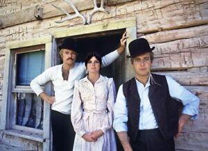 8x10 Photo Cast 64488 Butch Cassidy and the Sundance Kid