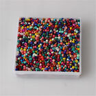 Wholesale 2mm 1000pcs Charm Glass Seed Round Spacer beads Jewelry Making