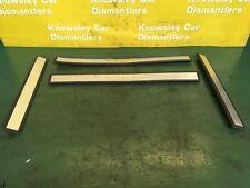 MERCEDES E-CLASS (95-02) E220 / W210 GENUINE DOOR SILL SET