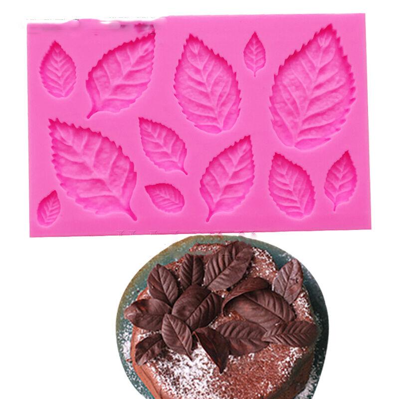 3D Bee Shape Silicone Fondant Cake Mold Chocolate Baking M O2X2 Soap Decor W4X8