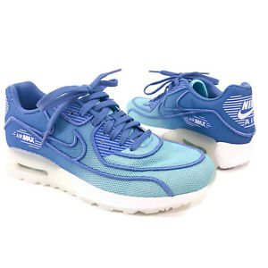 Details about Nike Air Max 90 Ultra 2.0 Polarize Blue BR Shoes Women's Size 6 917523-400