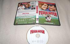 DVD Fever Pitch Drew Barrymore Jimmy Fallon   englisch Widescreen O2 11