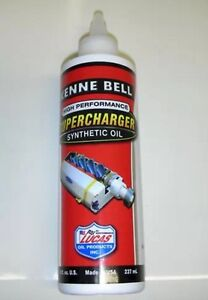 Details about Kenne Bell Supercharger Oil 8oz TRD Whipple Autorotor