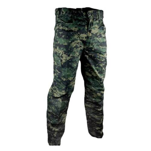 Pantaloni pantalone calzoni militari uomo sportivi caccia soft air rip stop