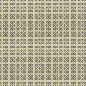 Caning-Wallpaper-by-Carey-Lind-Beige-Silver-Gray-EB2009-per-Double-Roll