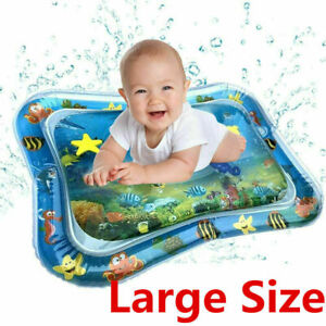 Inflatable-Water-Play-Mat-Infants-Baby-Toddlers-Kid-Perfect-Fun-Tummy-Time-Play