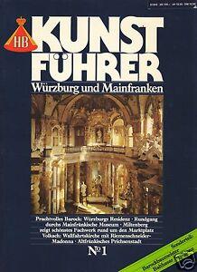 HB-Kunstfuehrer-Nr-1-Wuerzburg-und-Mainfranken-1983